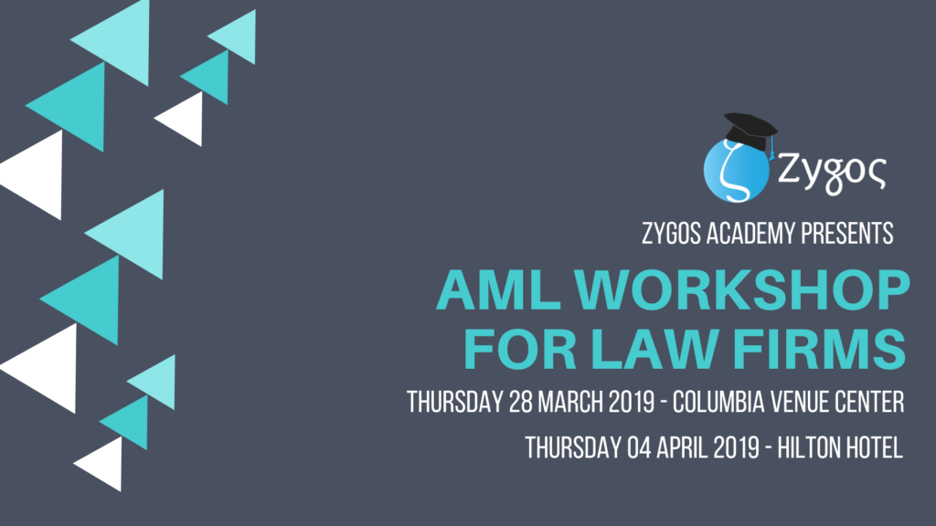 AML Workshop for Law Firms από το Zygos Academy